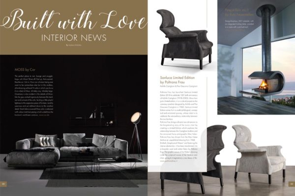 PUBLIKATION IN DER CHRISTMAS EDITION DES LUXURY LIFE MAGAZINES